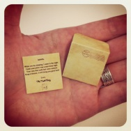 tiny tooth fairy letter
