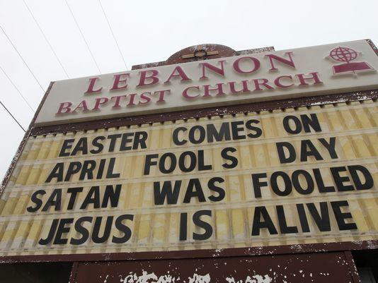 Jesus fooled Satan