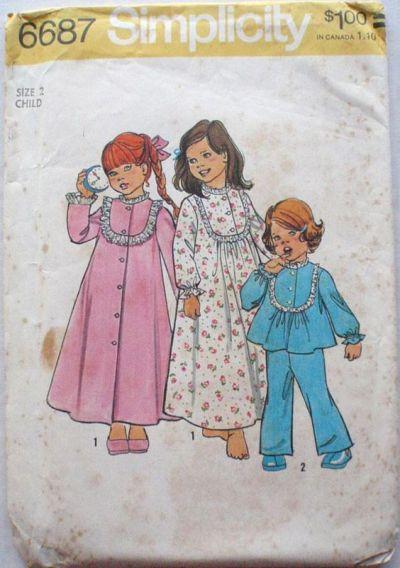 pajama pattern 1