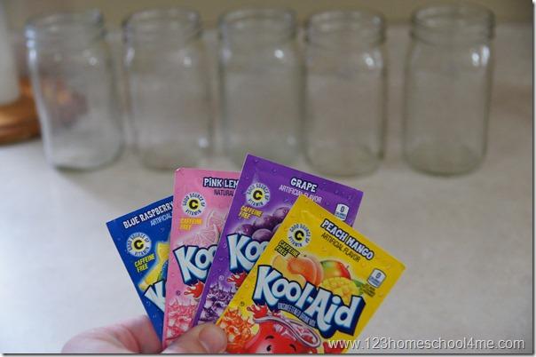 Kool Aid Rock Candy Recipe