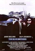 blues brothers theatrical release poster