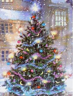 Christmas scene 01