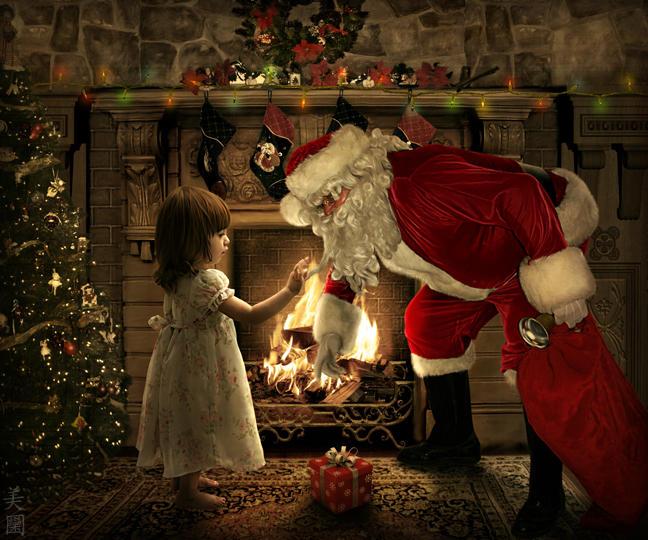 Christmas scene 05